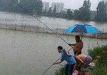 渔歌南大湾垂钓园